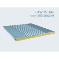 龙腾聚氨酯墙面板WD45