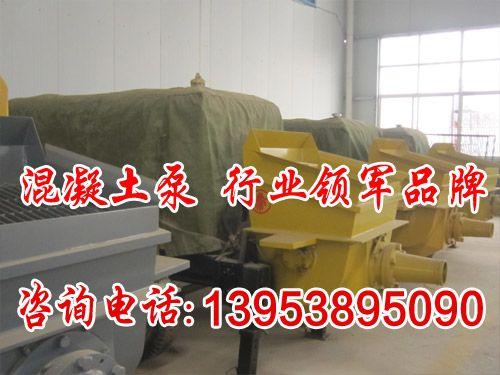 造型精致-线条流畅|山西晋城柴电车载搅拌泵厂家直供