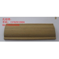 专业生产各种优质木线条 科技木线条 楼梯扶手