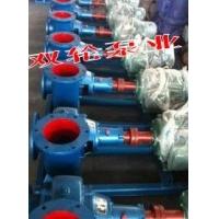 双轮泵业HW型混流泵流量大扬程低 蜗壳式农用泵