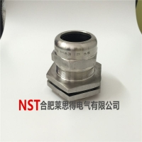 M12防爆电缆锁头 防水固定头 金属格兰头