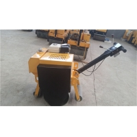 华北地区最省油最省钱的斯优特手扶式单钢轮压路机