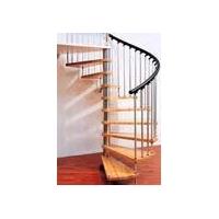 菲利特钢木旋转楼梯