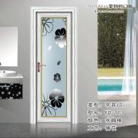 蒙特欧门窗铝合金卫生间平开门 洗手间门