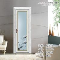 蒙特欧门窗 铝合金洗手间门 平开门