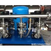 卓智 变频无负压供水设备  箱式无负压机组设备  厂家