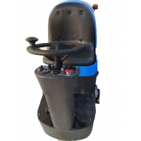 供应广西商场容恩驾驶式R-QQR电瓶洗扫一体机