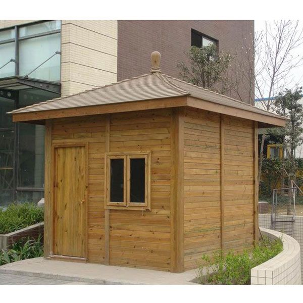 南京木屋-广山园林景观-木屋系列