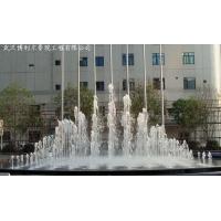 武汉喷泉设计施工