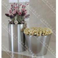 供应不锈钢花盆(SZHP-125)