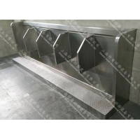 供应不锈钢小便槽(SZ-BC123)