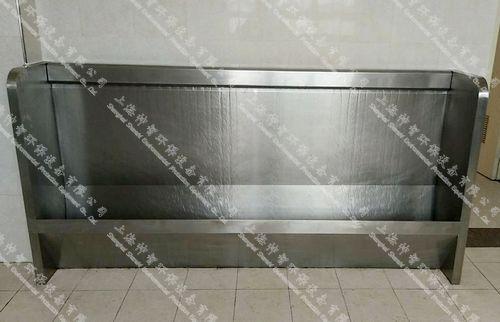 供应上海不锈钢小便槽(SZ-BC169)