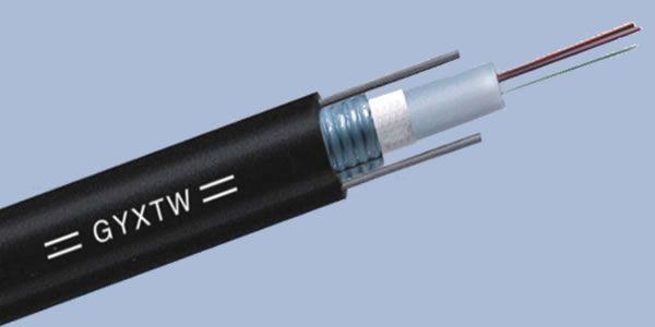 康迈斯室外单模中心束管光缆GYXTW-4B1