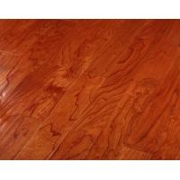 百年门地实木多层8805榆木浮雕仿古地板 实木复合地板超耐磨