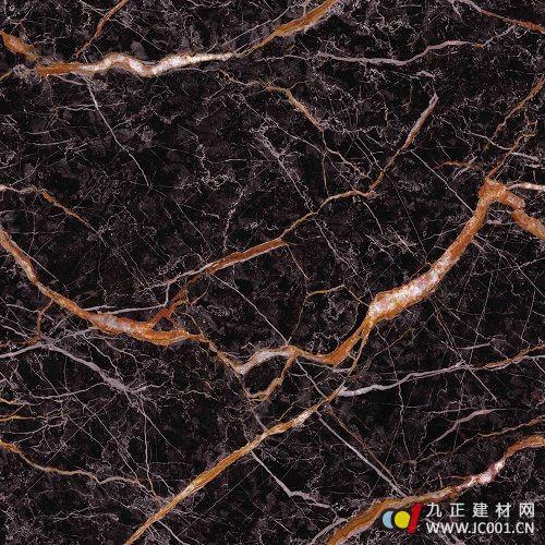成都意乐陶陶瓷微晶石黑森林yc8-021图片