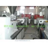 一出二双出穿线管生产设备供应/双出穿线管生产线