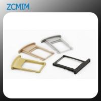 金属粉末注射成型SIM卡托/卡槽