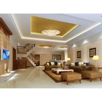 客厅装修效果图-南京装修设计-南京全英装饰
