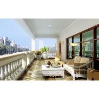 阳台装修效果图-南京别墅装饰设计-南京全英装饰