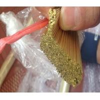 国标H65环保空心黄铜管,8*0.5mm精密毛细黄铜管