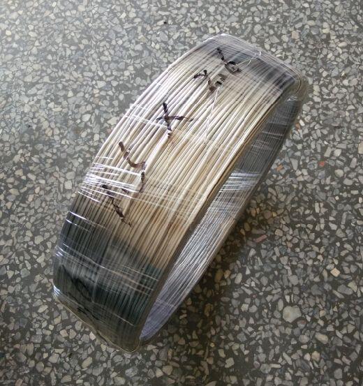 304不锈钢弹簧扁丝,1.3*2.5mm不锈钢压扁线