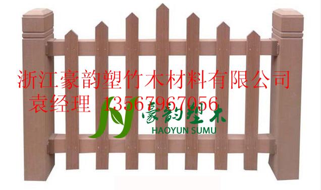 塑木护栏、木塑栏杆、木塑围栏、木塑扶手