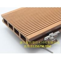 供应浙江优质户外塑木地板、木塑地板