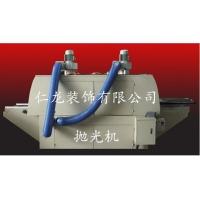 皮雕软包生产设备JG-003皮雕软包抛光机