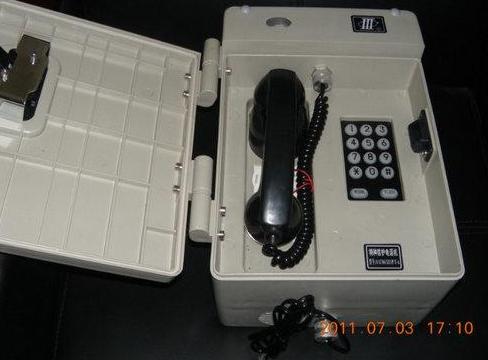 防爆电话站箱