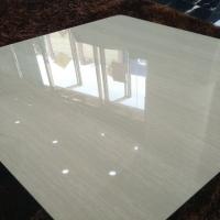 佛山瓷砖销800*800灰色木纹抛光砖建筑陶瓷