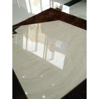 佛山陶瓷地板砖800*800灰色亚马逊抛光砖