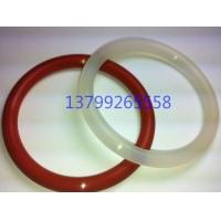 厦门红色硅胶O型圈、厦门O型圈批发、进口硅胶O型圈