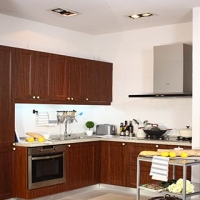 专业橱柜厂家沃根8090,全屋定制整体厨房定制,价低