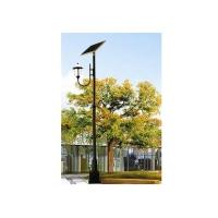 一体化太阳能灯灯杆