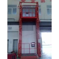 简易导轨式升降货梯价格、小型简易升降货梯厂家特销