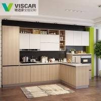 唯适家橱柜定制整体橱柜定做石英石台面现代简约环保整体厨房厨柜