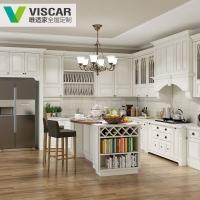唯适家整体橱柜厨房定做现代欧式实木橱柜定制石英石北京全屋定制