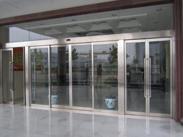 自动感应门、南京自动门、有框自动门