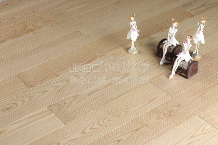 积加纯实木地板白栓木