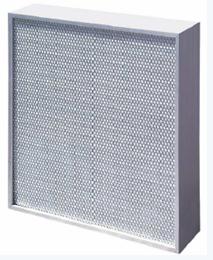 苏州无隔板耐高温高效空气过滤器