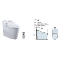蒙娜丽莎卫浴正品全自动翻盖冲水一体智能马桶坐便器除臭烘干