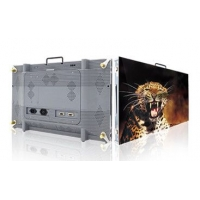 齐普光电金钱豹p1.5小间距led显示屏