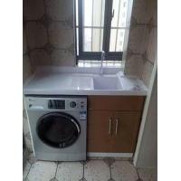 洗衣柜/9012/人造石台面/全配套