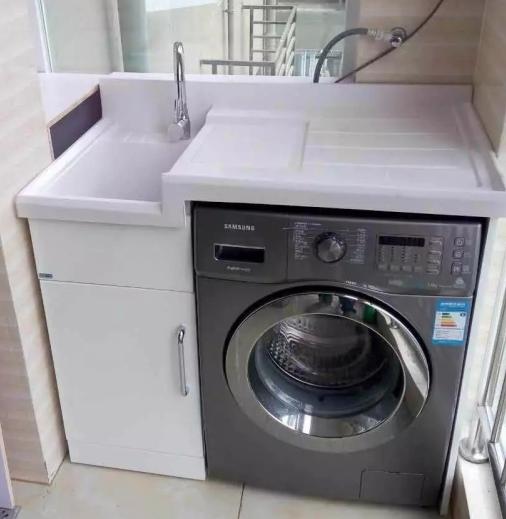洗衣柜9075陶瓷盆系列/欧金90系列