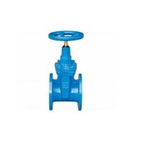 德标球铁弹性座封闸阀是传统闸阀的换代产品