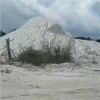 高白高岭土 白泥原矿 85白度 日用陶瓷 涂料
