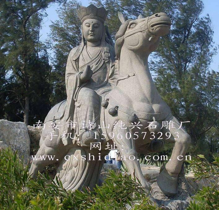 西游记石雕 唐僧雕塑 神话人物雕像 青石
