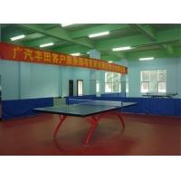 室内弹性PVC乒乓室场地地胶板