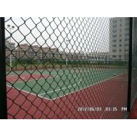 足球场排球场网球场PE包塑塑胶围网