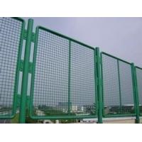 框架式篮球场网球场羽毛球场勾花包塑围隔离网
